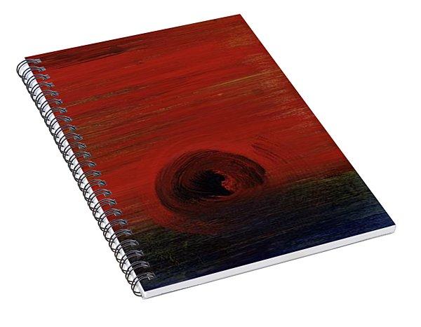 Centered In Love Spiral Notebook