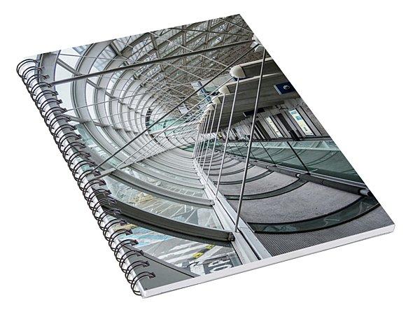 Charles De Gaulle Spiral Notebook