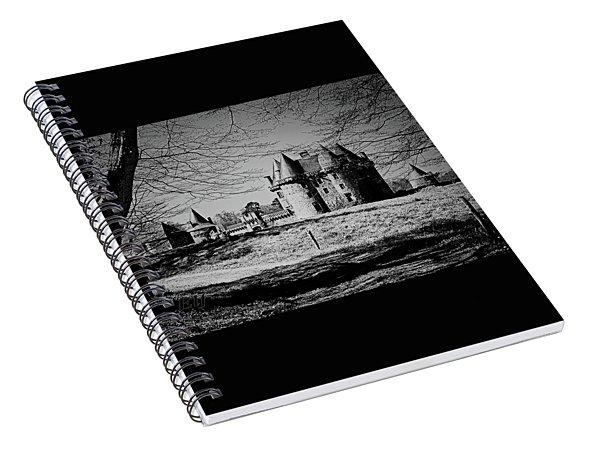 Chateau Du Landale Spiral Notebook