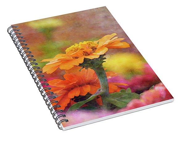 Cheerful Shades Of Optimism 1311 Idp_2 Spiral Notebook