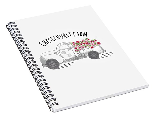 Chesilhurst Farm Spiral Notebook
