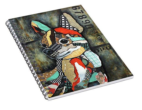 Chihuahua 2 Spiral Notebook