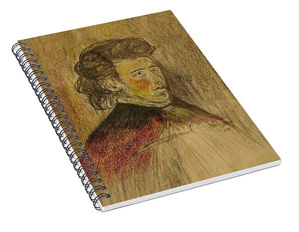 Chopin Spiral Notebook