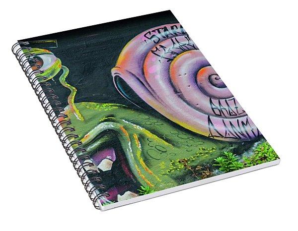 Christiania Mural Spiral Notebook