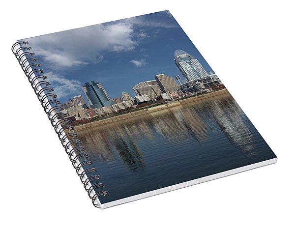 Cincinnati Ohio 2017 Spiral Notebook