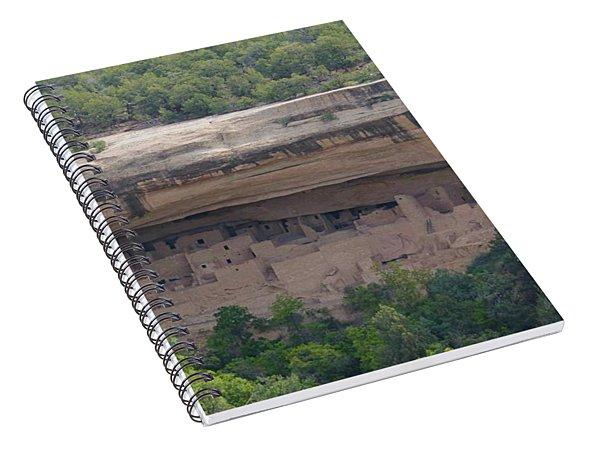 Cliff Palace Mesa Verde Spiral Notebook