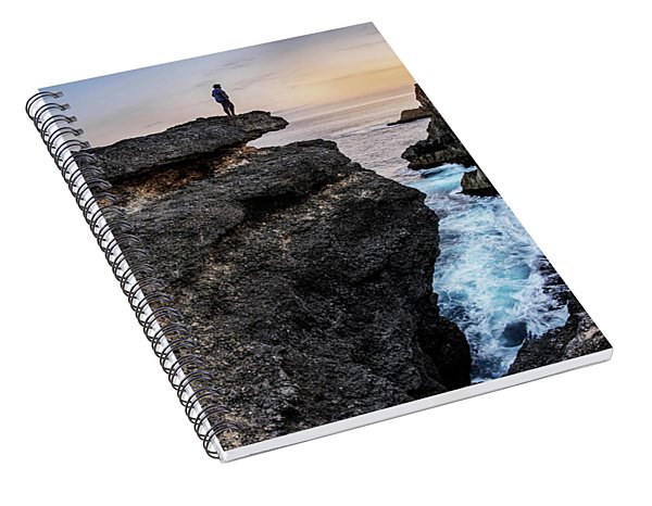 Close To Nature Spiral Notebook