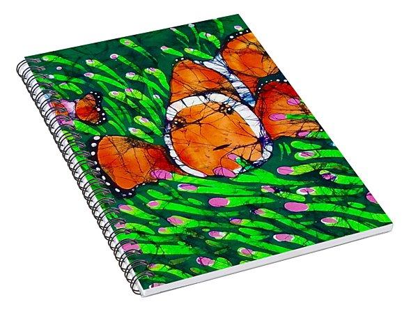 Clownfish II Spiral Notebook