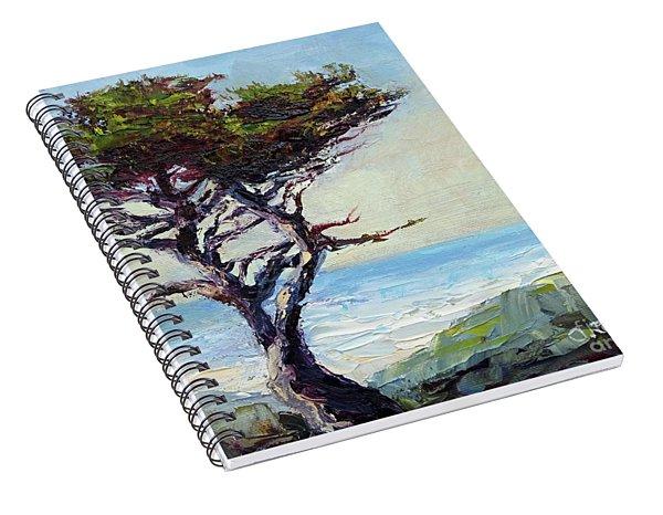 Coast Cypress Spiral Notebook