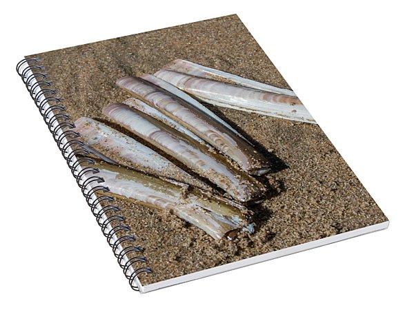 Composition #1 Spiral Notebook