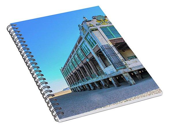 Convention Hall Beachside - Asbury Park Spiral Notebook