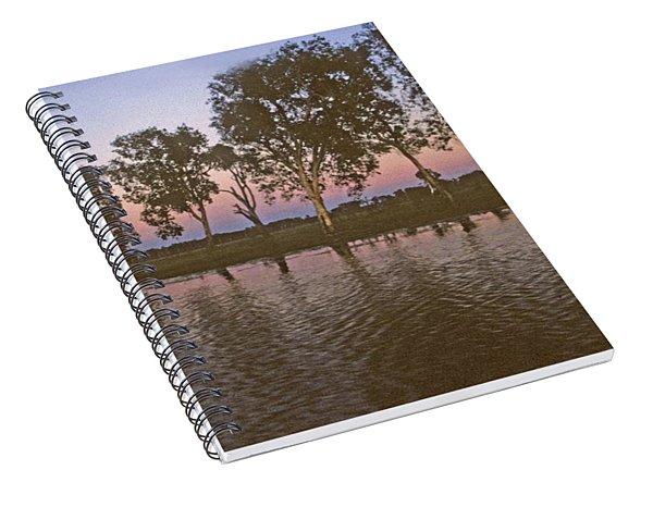 Cooinda Northern Territory Australia Spiral Notebook