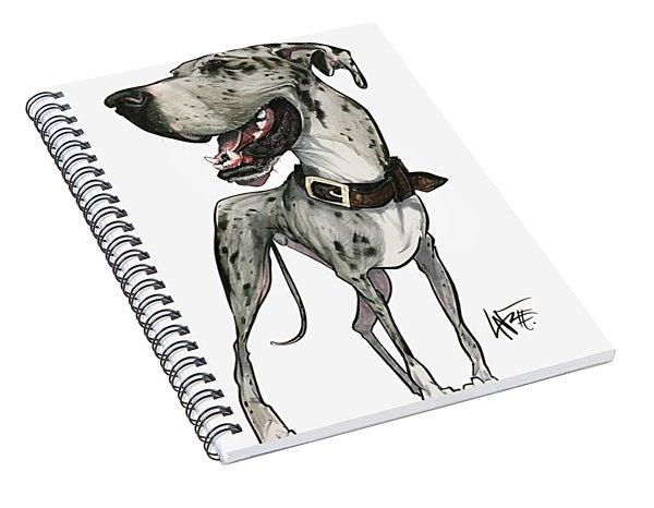 Cooper 3636 Spiral Notebook