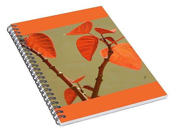 Copper Plant Spiral Notebook