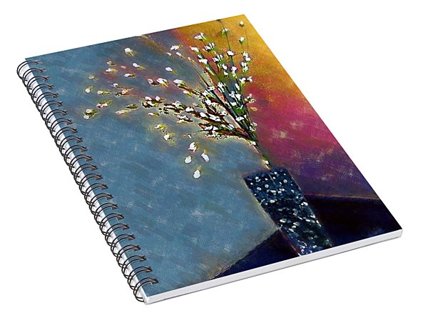 Cornered Spiral Notebook