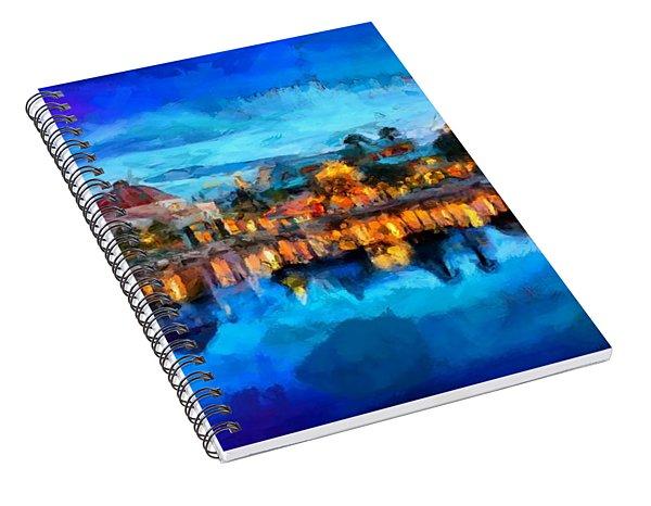 Coronado Springs Resort Spiral Notebook