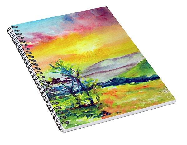 Creation Sings Spiral Notebook