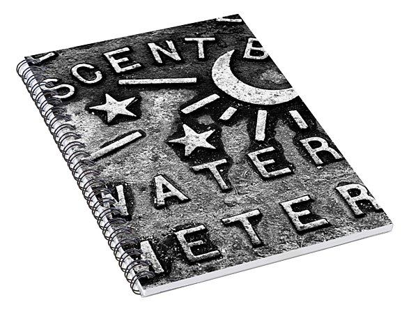 Crescent Box New Orleans Spiral Notebook