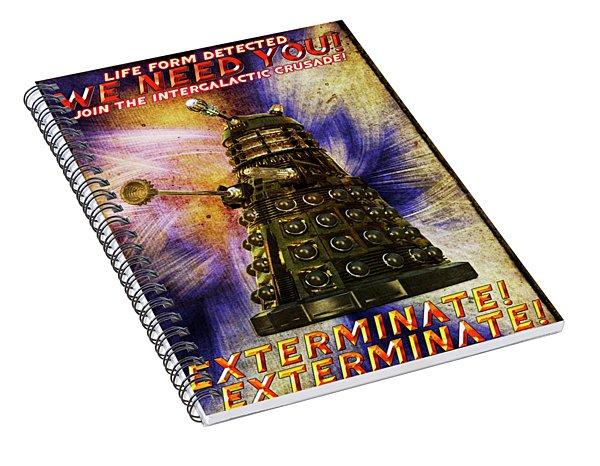 Crusade Spiral Notebook