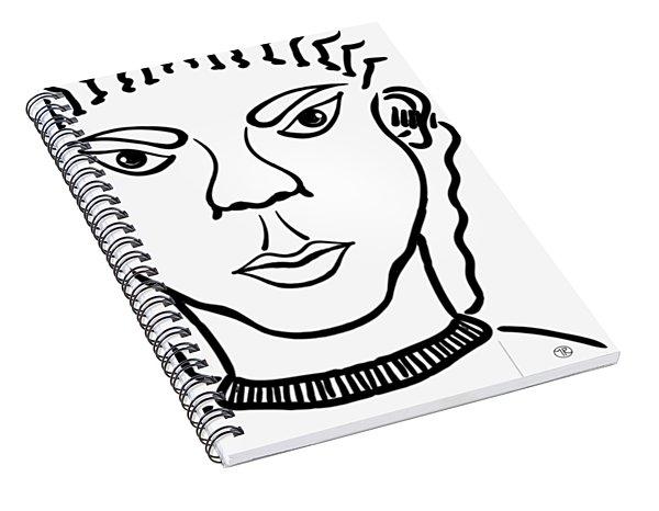 Damiao Spiral Notebook