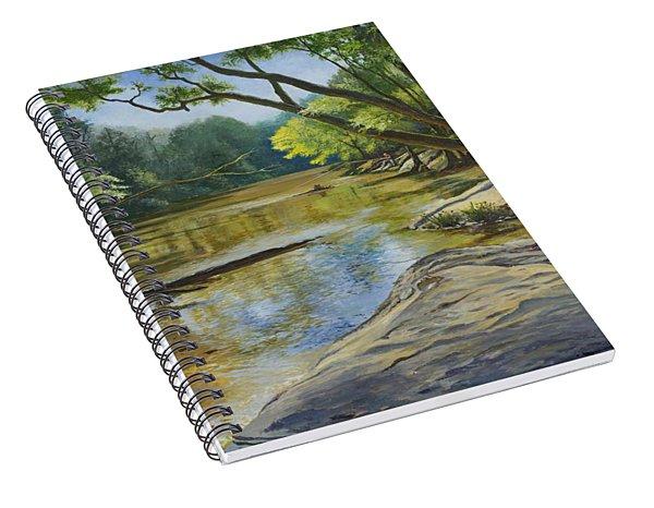 Day Off Spiral Notebook