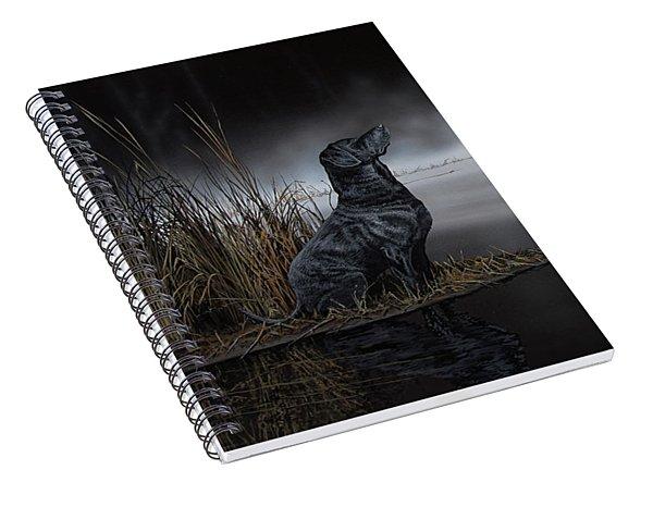 Daybreak Scout Spiral Notebook