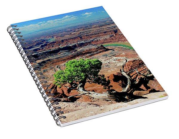 Dead Horse Point #2 Spiral Notebook