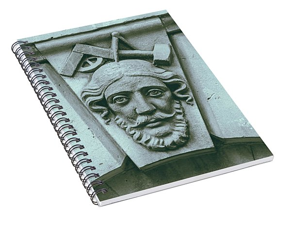 Decorative Keystone Architecture Details A Spiral Notebook