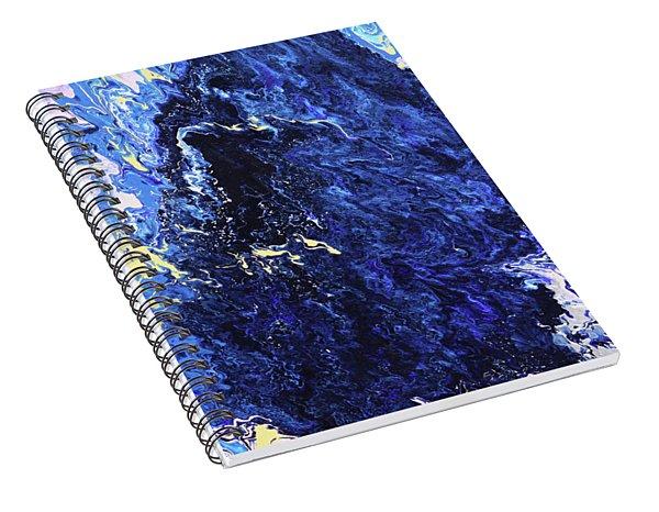 Deluge Spiral Notebook