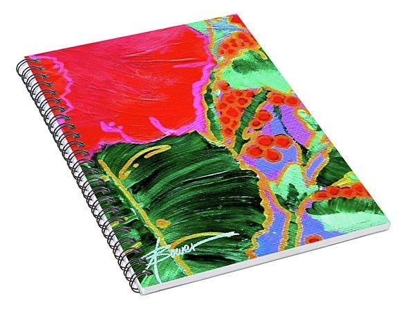 Detail  Spiral Notebook