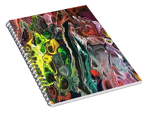 Detail Of Auto Body Paint Technician 5 Spiral Notebook