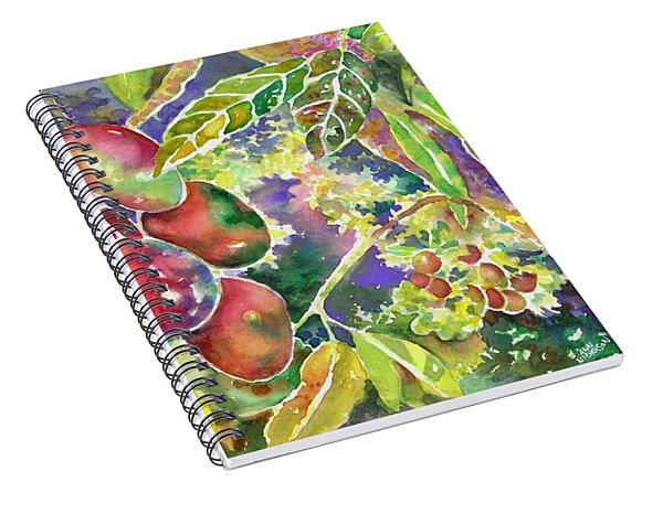 Diane's Mangos Spiral Notebook