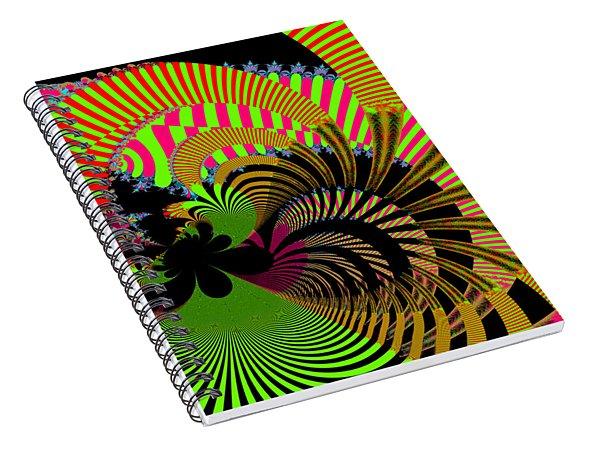 Dintroutio Spiral Notebook
