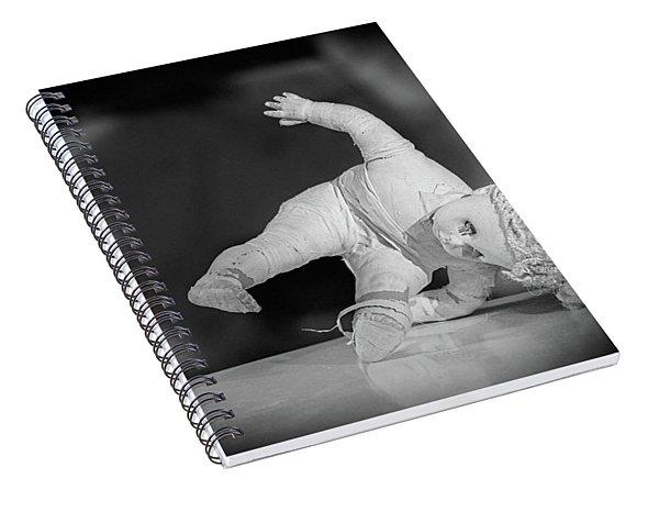 Doll #3124 Spiral Notebook