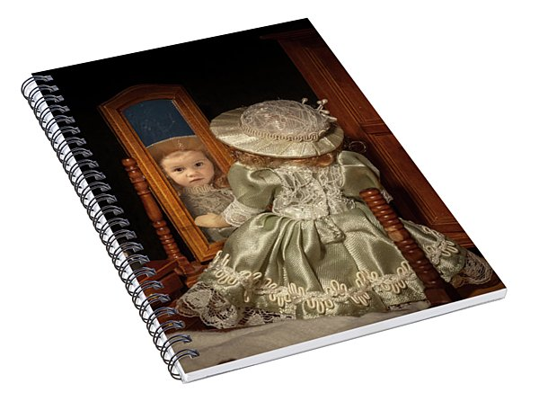 Doll House Spiral Notebook
