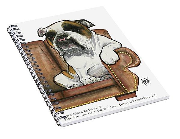 Downey 3246 Spiral Notebook