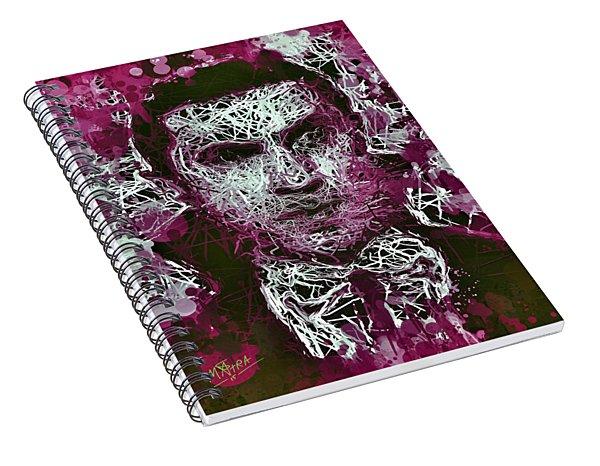 Dracula Spiral Notebook