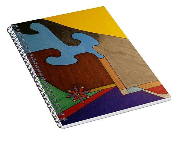 Dream 323 Spiral Notebook