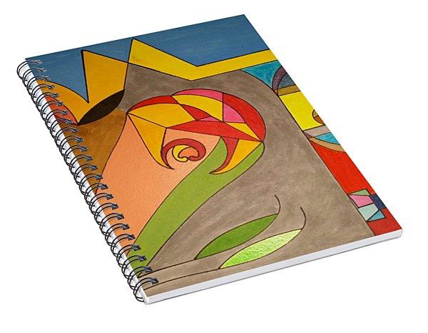 Dream 326 Spiral Notebook