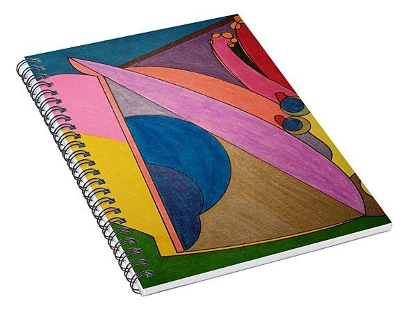 Dream 328 Spiral Notebook