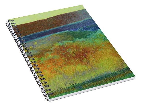Dream Of Dakota West Spiral Notebook