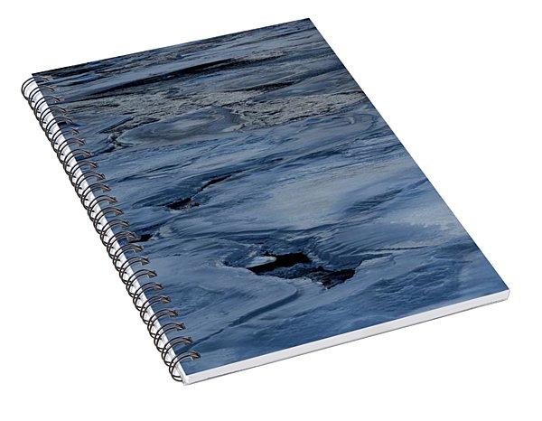Dry Fork Freeze Spiral Notebook