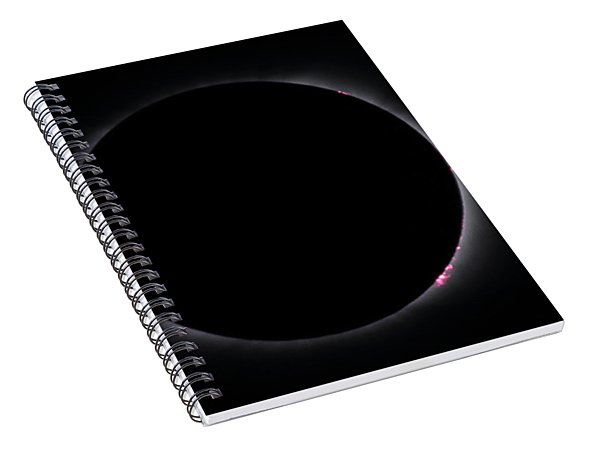 Totality Spiral Notebook
