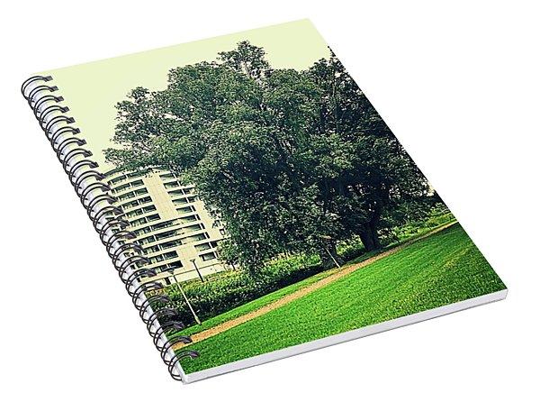 EA Spiral Notebook
