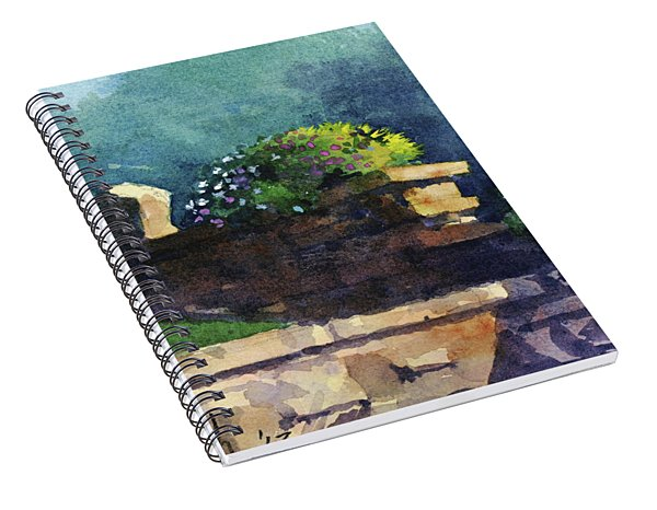 Eagle Point Planter Spiral Notebook