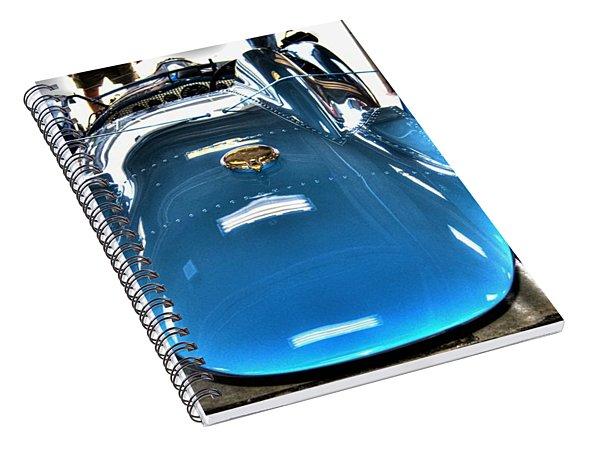 1937 Delahaye Type 145 Spiral Notebook