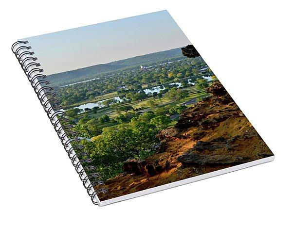 East Lake Winona Spiral Notebook