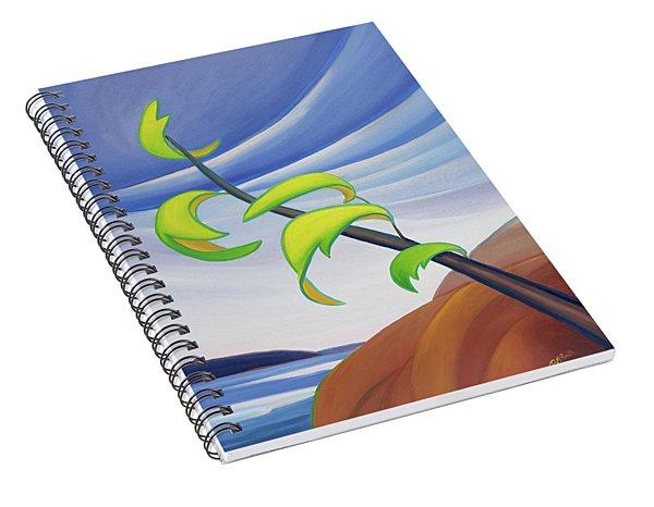 East Wind Spiral Notebook