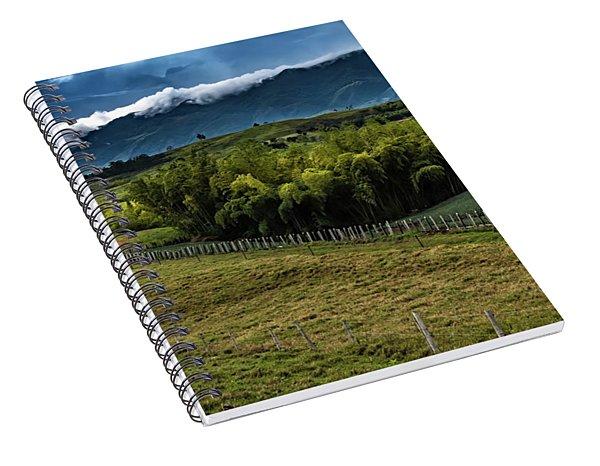 El Guadual Spiral Notebook