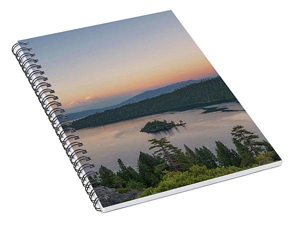Emerald Bay State Park  Spiral Notebook